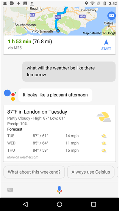 Android 7 Nougat – Google Assistant | My Computer My Way
