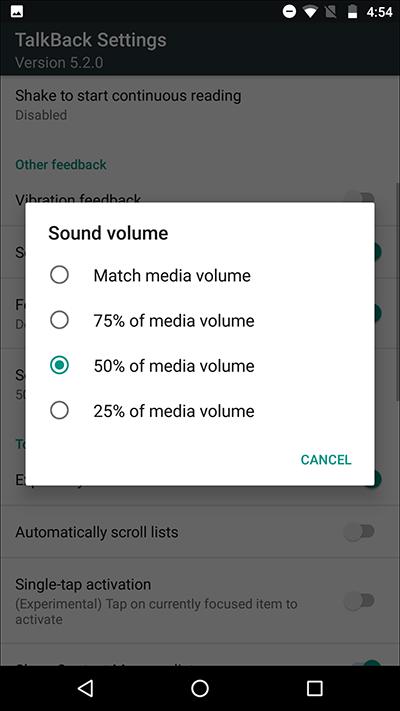 Android 7 Nougat – TalkBack   My Computer My Way