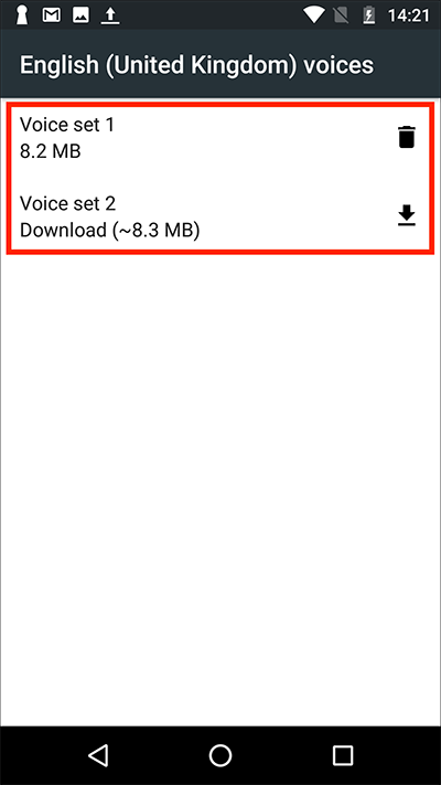Android 7 Nougat – Text-to-speech output   My Computer My Way