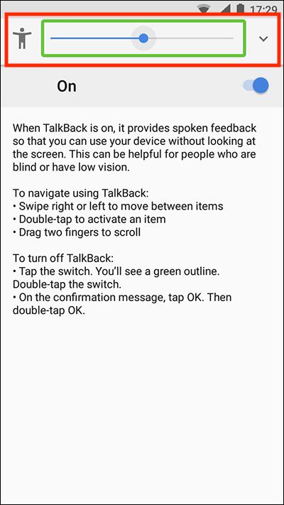 Android 8 Oreo – TalkBack   My Computer My Way