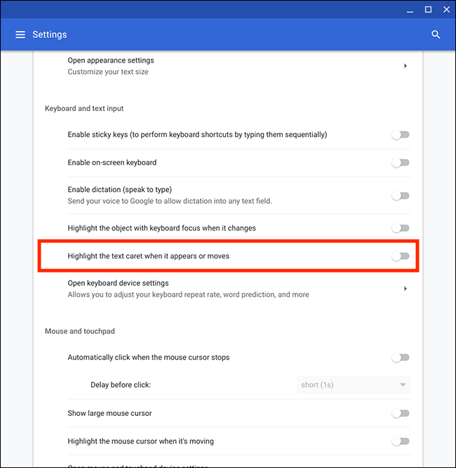 My Computer My Way | Chrome OS / Chromebook – Highlighting