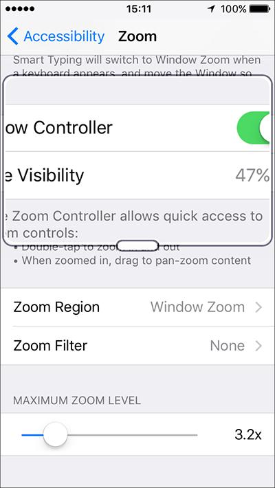 Zoom Iphone Ipad Ipod Touch Ios 10 My Computer My Way