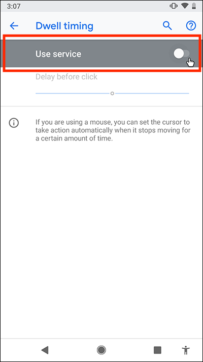 Using a mouse with your device in Android Pie | My Computer