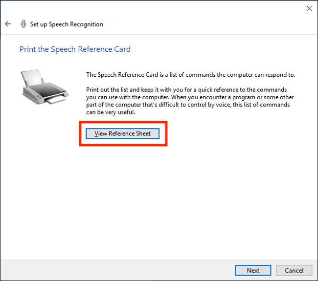 Windows 10 – Speech Recognition | My Computer My Way