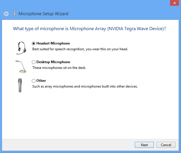 Windows 8 1 - Speech Recognition   My Computer My Way