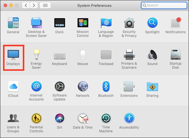 macOS Mojave - Making text larger | My Computer My Way